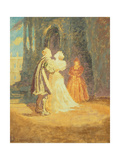 The Taming of the Shrew, 1937 Giclee Print by Walter Richard Sickert