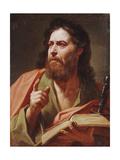 Saint Paul Giclee Print by Etienne Parrocel