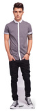 JJ - Union J Life Size Cut Out Stand Up