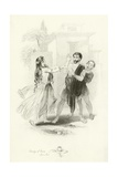 The Comedy of Errors Giclee Print by Joseph Kenny Meadows
