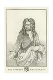 Sir Godfrey Kneller, Baronet Giclee Print by Godfrey Kneller