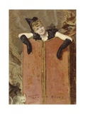 Kittens Giclee Print by Jan van Beers