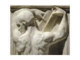 A Hero Giclee Print by Baccio Bandinelli