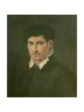 Portrait of a Young Man, C.1540 Giclee Print by Niccolo dell' Abate