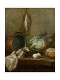 Still Life, C.1731-33 Giclee Print by Jean-Baptiste Simeon Chardin