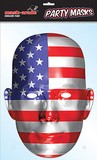 USA Flag Face Mask Maske