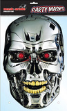 T800 Terminator 2 Face Mask Mask