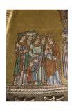 Ceiling Detail, Basilica Di San Marco, Venice Giclee Print
