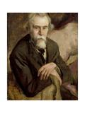 Self Portrait Giclee Print by Emile Bernard