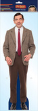 Mr Bean Desktop Cut Out Stand Up