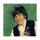 John Lennon of the Beatles Giclee Print