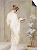 Divinely Fair, 1893 Print by Henry Thomas Schafer