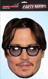 Johnny Depp Celebrity Face Mask Maske