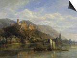 Heidelberg Art by Pierre Justin Ouvrie