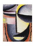 Inner Sight, 1928 Giclee-trykk av Alexej Von Jawlensky