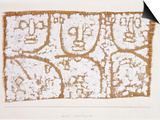 Three Figures Prints by Paul Klee