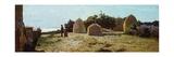 Castiglioncello Giclee Print by Odoardo Borrani