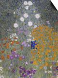 Flower Garden, 1905-07 Poster by Gustav Klimt