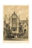 Bingham, Melcomb, Dorsetshire Giclee Print by Joseph Nash