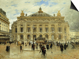 Grand Opera House, Paris Prints by Frank Myers Boggs