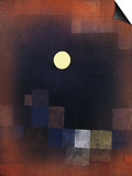 Moonrise Posters by Paul Klee