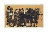 Festival of Hercules Giclee Print