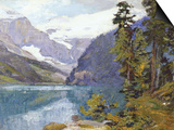 Lake Louise, British Columbia Prints by Edward Henry Potthast