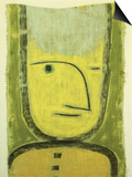 Der Gelb-Grune Prints by Paul Klee