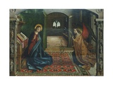 Annunciation, 1485 Giclee Print by Pedro Berruguete