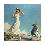 High Country, 1917 Giclee Print by Charles Courtney Curran