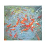 Goldfish, 2010 Giclee Print by Andrew Macara