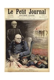 Cover of Le Petit Journal, 14 April 1895 Giclee Print by Henri Meyer