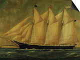 The Clipper William Mason Prints by William Pierce Stubbs