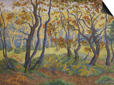 Edge of the Forest Kunstdrucke von Paul Ranson