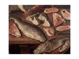 Fish Market Giclee Print by Joachim Beuckelaer
