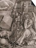 Melancholia, 1513 Posters by Albrecht Dürer