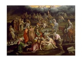 Crucifixion Giclee Print by Prospero Fontana