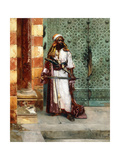 Standing Guard Giclee Print by Rudolphe Ernst