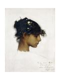 Rosina Ferrara - the Capri Girl, 1878 Giclee Print by John Singer Sargent