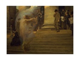 Luck Passing By, 1903 Giclee Print by Albert Maignan