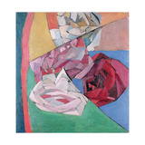 Composition, C.1914-16 Giclee Print by Aristarkh Vasilievic Lentulov