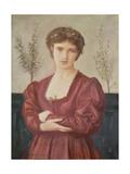 Beatrice Giclee Print by Simeon Solomon