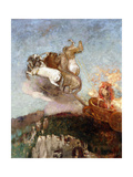 The Chariot of Apollo, 1907-1908 Giclee Print by Odilon Redon
