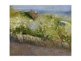 Landscape Giclee Print by Serafino Macchiati