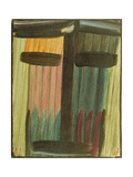 Large Meditation 19, 1937 Giclee Print by Alexej Von Jawlensky