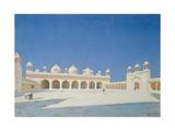Moti Masjid, Agra, 1874-76 Giclée-Druck von Vasili Vasilievich Vereshchagin