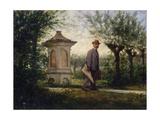 Painter Stratta Giclee Print by Demetrio Cosola