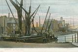 Ipswich, St Peter's Dock Photographic Print