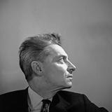 Herbert Von Karajan, 1962 Photographic Print by Lotte Meitner-Graf