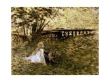 Idyll, Ca 1895 Giclee Print by Luigi Conconi
